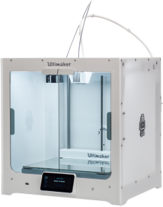 Ultimaker 3D Printers -Ultimaker S5 Left Face